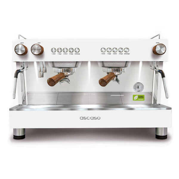 Barista T Zero White Wood